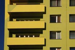 μπαλκόνι Στοκ Φωτογραφία
