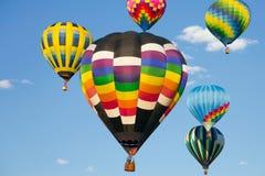 μπαλόνια αέρα καυτά Στοκ Εικόνες