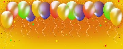 Μπαλόνια αέρα στοκ φωτογραφίες με δικαίωμα ελεύθερης χρήσης