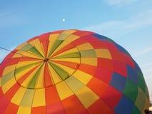 Μπαλόνια ζεστού αέρα στοκ εικόνα