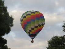 Μπαλόνια του Μπρίστολ - πολύχρωμα στοκ φωτογραφίες με δικαίωμα ελεύθερης χρήσης