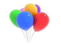 μπαλόνια ελεύθερη απεικόνιση δικαιώματος