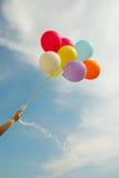 μπαλόνια Στοκ Εικόνα