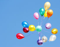 μπαλόνια Στοκ φωτογραφία με δικαίωμα ελεύθερης χρήσης