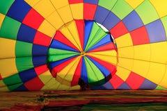 μπαλόνι αέρα καυτό Στοκ φωτογραφία με δικαίωμα ελεύθερης χρήσης