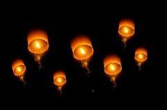 μπαλόνι καυτός Ταϊλανδός αέ Στοκ φωτογραφίες με δικαίωμα ελεύθερης χρήσης