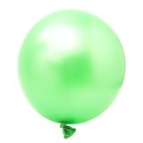 μπαλόνι πράσινο Στοκ Φωτογραφίες