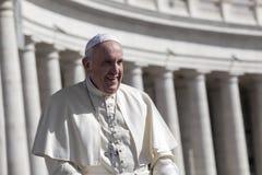 Μπαμπάς Francesco - Bergoglio Στοκ φωτογραφίες με δικαίωμα ελεύθερης χρήσης