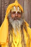 Μπαμπάς Sadhu στοκ εικόνα με δικαίωμα ελεύθερης χρήσης