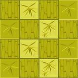 μπαμπού πράσινο Στοκ Φωτογραφίες