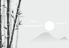 Μπαμπού Διανυσματική απεικόνιση