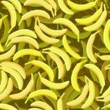 μπανάνα ανασκόπησης άνευ ρ&alpha Στοκ Εικόνες