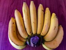 Μπανάνα τα φρούτα των υγιών τροφίμων Στοκ φωτογραφία με δικαίωμα ελεύθερης χρήσης