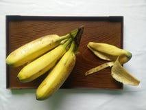 μπανάνα χρυσή Στοκ φωτογραφία με δικαίωμα ελεύθερης χρήσης