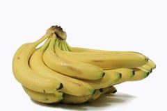 μπανάνες κίτρινες Στοκ φωτογραφία με δικαίωμα ελεύθερης χρήσης