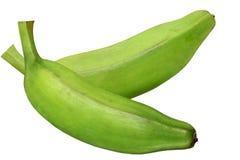 μπανάνες πράσινες Στοκ εικόνες με δικαίωμα ελεύθερης χρήσης