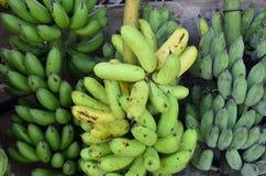 μπανάνες υγιείς Στοκ εικόνα με δικαίωμα ελεύθερης χρήσης
