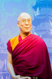 ΜΠΑΝΓΚΟΚ, ΤΑΪΛΑΝΔΗ - 19 ΔΕΚΕΜΒΡΊΟΥ: Αριθμός κεριών του διάσημου Dalai Στοκ φωτογραφία με δικαίωμα ελεύθερης χρήσης