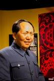 ΜΠΑΝΓΚΟΚ, ΤΑΪΛΑΝΔΗ - 19 ΔΕΚΕΜΒΡΊΟΥ: Αριθμός κεριών του διάσημου Mao Ze Στοκ φωτογραφία με δικαίωμα ελεύθερης χρήσης