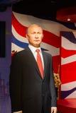 ΜΠΑΝΓΚΟΚ, ΤΑΪΛΑΝΔΗ - 19 ΔΕΚΕΜΒΡΊΟΥ: Αριθμός κεριών του διάσημου Vladim Στοκ Εικόνες