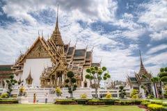 ΜΠΑΝΓΚΟΚ, ΤΑΪΛΑΝΔΗ - ΤΟΝ ΑΎΓΟΥΣΤΟ ΤΟΥ 2015 CIRCA: Dusit Maha Prasat Hall, Μπανγκόκ, Ταϊλάνδη στοκ εικόνες