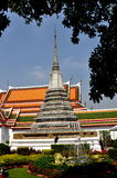 Μπανγκόκ, Ταϊλάνδη: Wat Arun, ναός της Dawn Στοκ Εικόνα