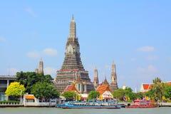 Μπανγκόκ Ταϊλάνδη Wat Arun Στοκ φωτογραφία με δικαίωμα ελεύθερης χρήσης