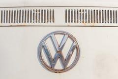 Μπανγκόκ, Ταϊλάνδη †«στις 11 Φεβρουαρίου 2017: Λογότυπο του Volkswagen το popu Στοκ Εικόνες
