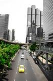 Μπανγκόκ Ταϊλάνδη κτήρια σύγχρονα Στοκ φωτογραφίες με δικαίωμα ελεύθερης χρήσης