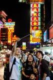 Μπανγκόκ, Ταϊλάνδη: Πόλη της Κίνας Στοκ Εικόνες