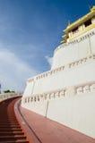 Μπανγκόκ, Ταϊλάνδη: Χρυσός ναός βουνών Στοκ εικόνα με δικαίωμα ελεύθερης χρήσης