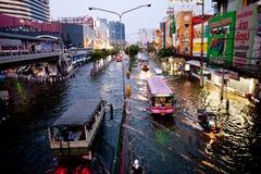 Μπανγκόκ υποβρύχια στοκ εικόνα
