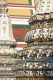 Μπανγκόκ po Ταϊλάνδη wat Στοκ Εικόνες