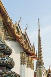 Μπανγκόκ po Ταϊλάνδη wat Στοκ εικόνες με δικαίωμα ελεύθερης χρήσης