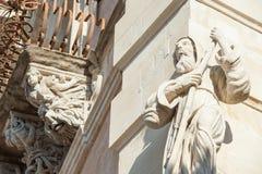 Μπαρόκ αρχιτεκτονική Στοκ Φωτογραφίες