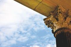 Μπαρόκ αρχιτεκτονική Στοκ Εικόνες