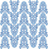 μπαρόκ διακόσμηση Στοκ φωτογραφία με δικαίωμα ελεύθερης χρήσης