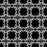 μπαρόκ διακόσμηση Στοκ Εικόνα