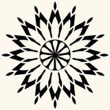 μπαρόκ διακόσμηση floral απεικόνιση αποθεμάτων