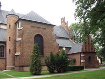 μπαρόκ εκκλησία Στοκ φωτογραφίες με δικαίωμα ελεύθερης χρήσης