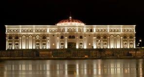 Μπαρόκ θέατρο Στοκ φωτογραφία με δικαίωμα ελεύθερης χρήσης