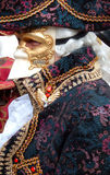 μπαρόκ μάσκα Βενετία Στοκ Εικόνα