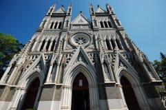 μπαρόκ ύφος εκκλησιών Στοκ Φωτογραφία