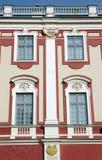 μπαρόκ Windows κάστρων Στοκ φωτογραφίες με δικαίωμα ελεύθερης χρήσης