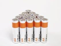 μπαταρίες Στοκ φωτογραφίες με δικαίωμα ελεύθερης χρήσης
