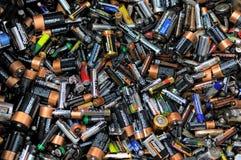 μπαταρίες Στοκ φωτογραφία με δικαίωμα ελεύθερης χρήσης