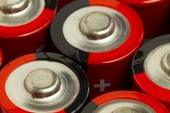 μπαταρίες AA Στοκ εικόνα με δικαίωμα ελεύθερης χρήσης