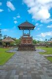 Μπαλί, Ινδονησία: Ναός Ayun Taman Στοκ Φωτογραφίες