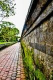 Μπαλί Castle στοκ φωτογραφία
