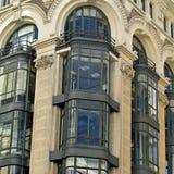 Μπαλκόνια γυαλιού Στοκ φωτογραφία με δικαίωμα ελεύθερης χρήσης